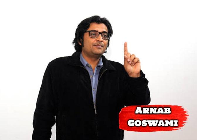Arnab Goswami Biography In Hindi - अर्नब गोस्वामी की जीवनी