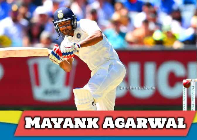 Mayank Agarwal Biography In Hindi - मयंक अग्रवाल की जीवनी
