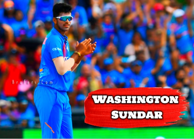 Washington Sundar Biography In Hindi - वाशिंगटन सुंदर की जीवनी