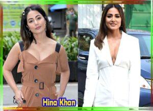 हिना खान की तस्वीरें