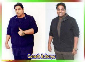 Ganesh Acharya Photos