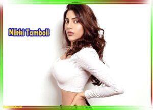 Nikki Tamboli Images