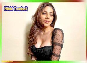 Nikki Tamboli New hot Images