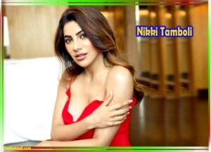 Nikki Tamboli Photos
