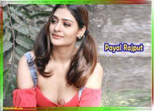 Payal rajput image