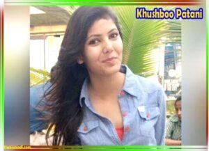 khushboo patani Images